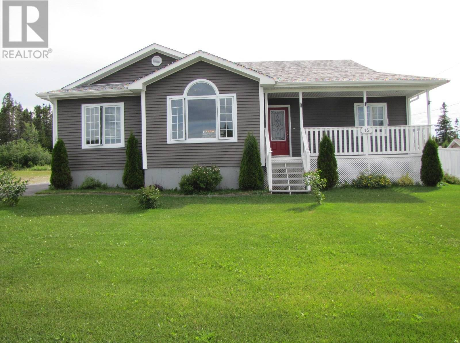 House for sale at 15 Penwell Ave Gander Newfoundland - MLS: 1196017