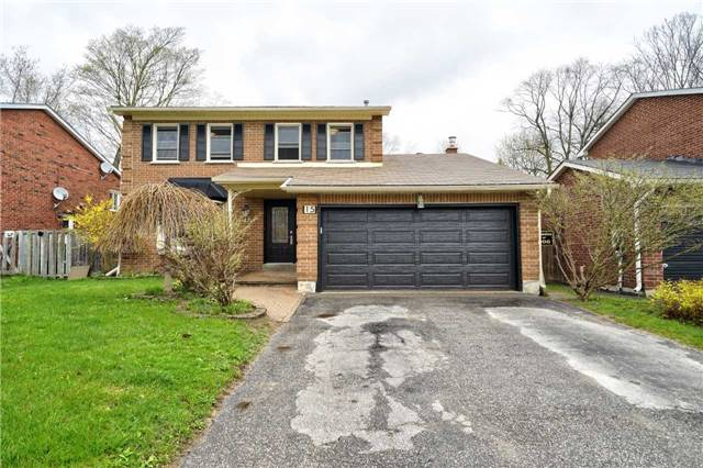 Sold: 15 Pepler Place, Barrie, ON