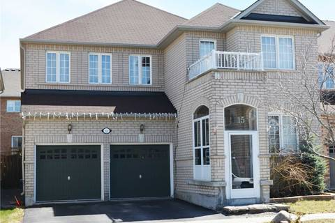 House for rent at 15 Peterkin Rd Markham Ontario - MLS: N4421053