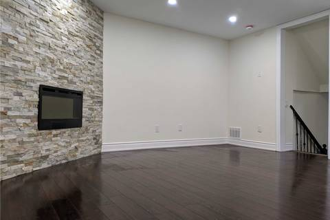 Townhouse for rent at 15 Pluto Dr Brampton Ontario - MLS: W4496706