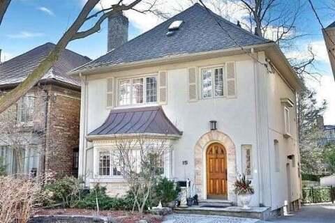 House for sale at 15 Poplar Plains Cres Toronto Ontario - MLS: C4924418