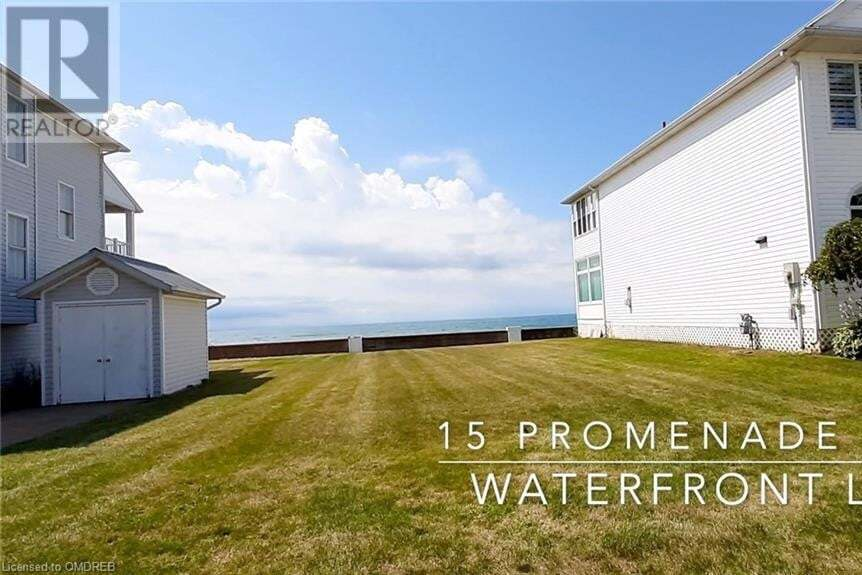 Home for sale at 15 Promenade Wy Crystal Beach Ontario - MLS: 30825739