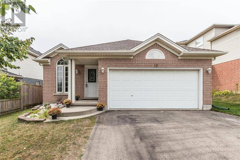 House for sale at 15 Providence Dr Cambridge Ontario - MLS: 30765951