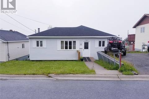 House for sale at 15 Quinton St Corner Brook Newfoundland - MLS: 1198237