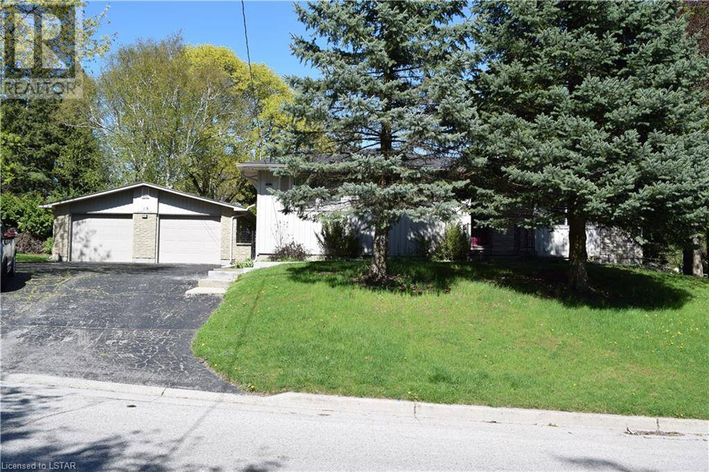 House for sale at 15 Ranson Dr London Ontario - MLS: 216760