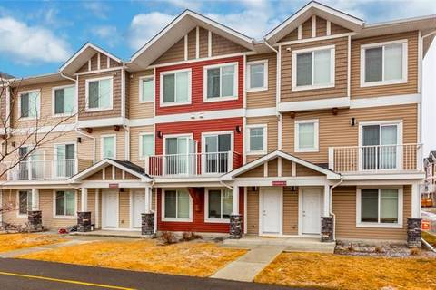 Townhouse for sale at 15 Redstone Circ Northeast Calgary Alberta - MLS: C4235595