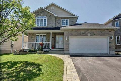 House for sale at 15 Rembrandt Dr Embrun Ontario - MLS: 1193354
