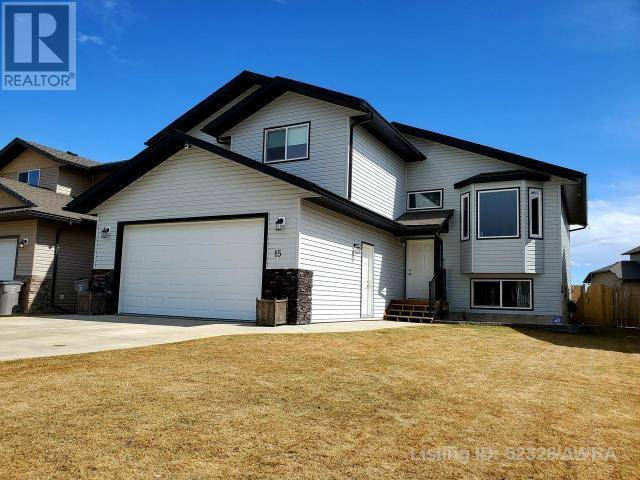 House for sale at 15 Riverstone Rd Whitecourt Alberta - MLS: 52328