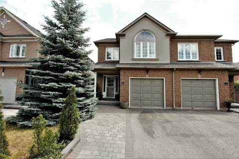 Townhouse for sale at 15 Rockview Gdns Vaughan Ontario - MLS: N4829979