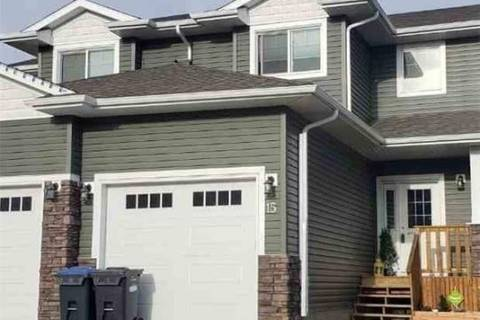 Townhouse for sale at 15 Rowberry Ct Sylvan Lake Alberta - MLS: ca0159242