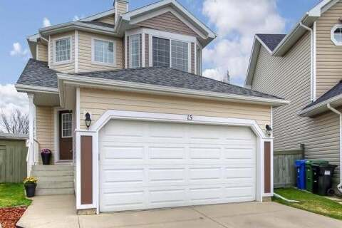 House for sale at 15 Royal Elm By Northwest Calgary Alberta - MLS: C4300333