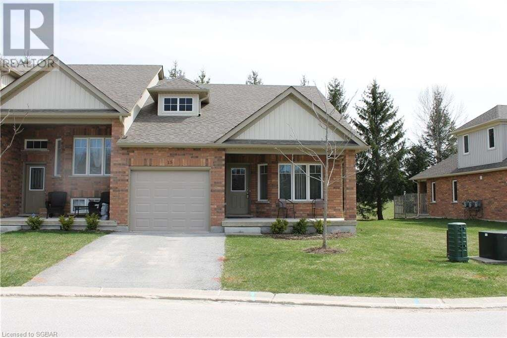 Home for sale at 15 Russett Dr Meaford Ontario - MLS: 250740