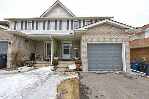 Townhouse for sale at 15 Sandcreek Ln Guelph Ontario - MLS: X4376156