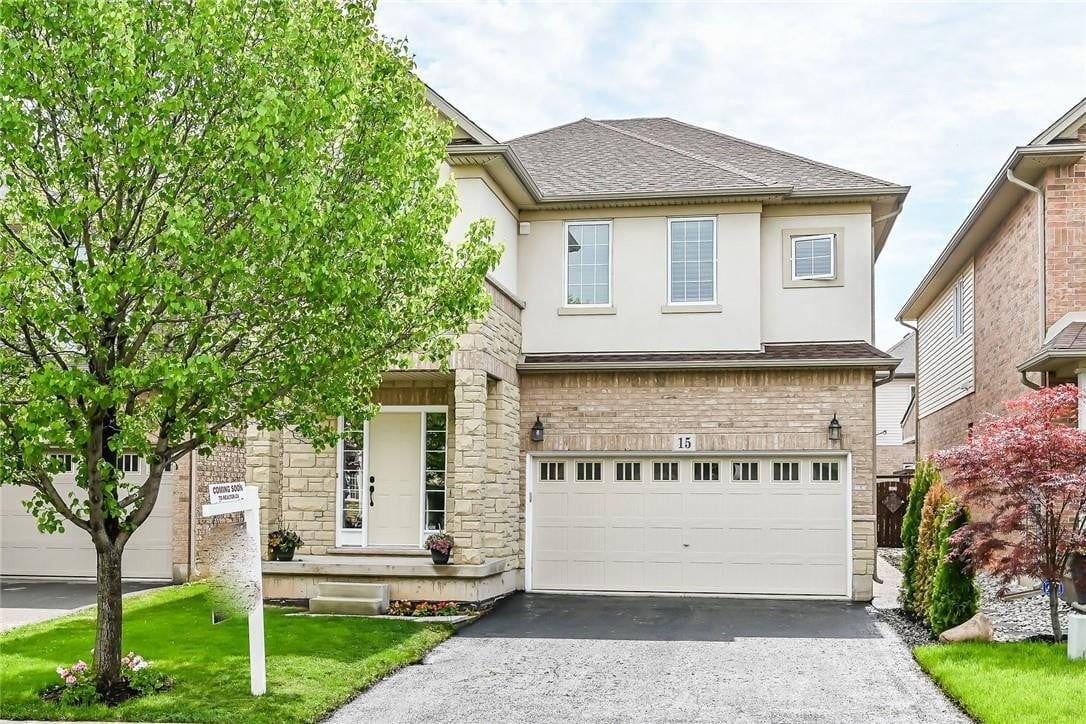 House for sale at 15 Saybrook Gdns Stoney Creek Ontario - MLS: H4081341