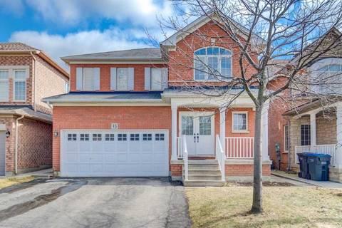 House for sale at 15 Sedgewick Circ Brampton Ontario - MLS: W4731934