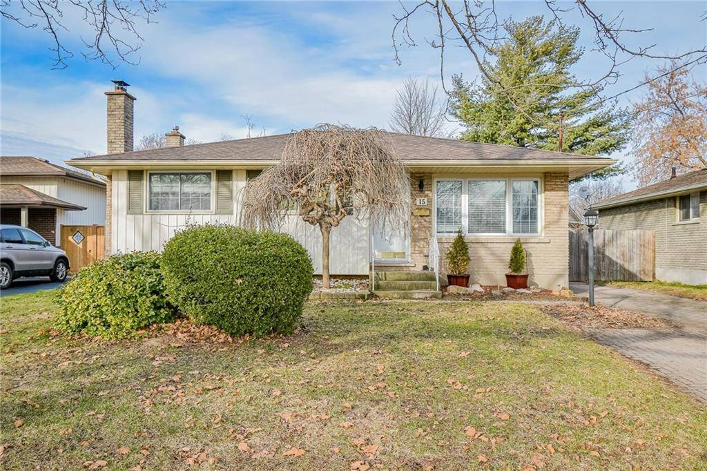 House for sale at 15 Sheridan Dr St. Catharines Ontario - MLS: 30783125