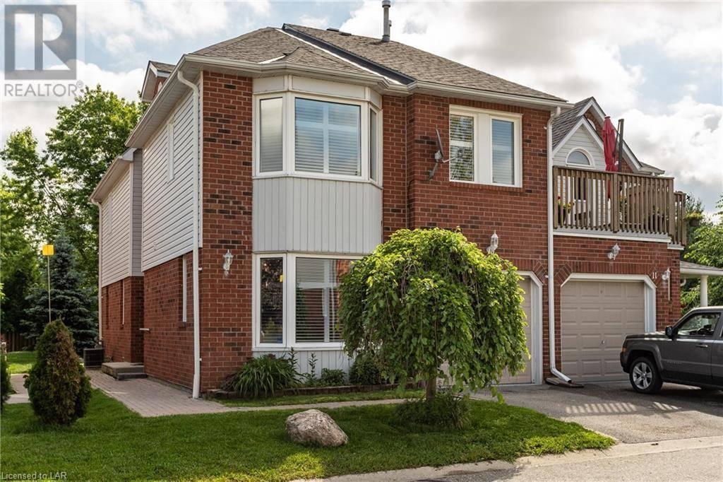 Townhouse for sale at 15 Shoreline Dr Bracebridge Ontario - MLS: 204543