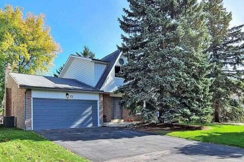 House for sale at 15 Sir Tristram Pl Markham Ontario - MLS: N4962442