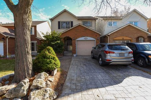 House for sale at 15 Slater Circ Brampton Ontario - MLS: W4995326