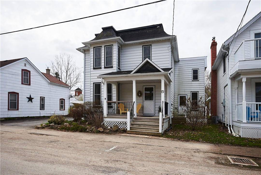 House for sale at 15 Spring St Westport Ontario - MLS: 1150859