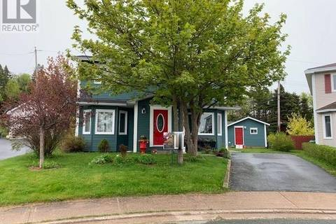 House for sale at 15 Starrigan Pl Conception Bay South Newfoundland - MLS: 1197998