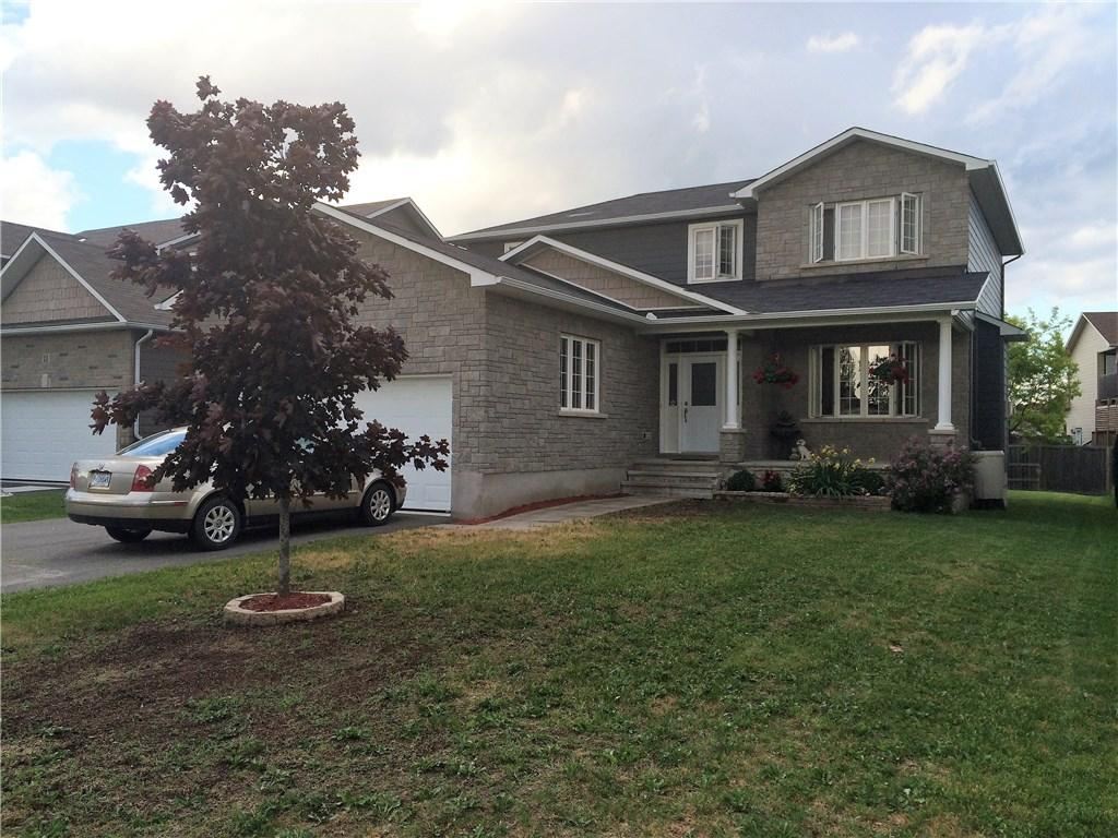 For Sale: 15 Station Trail Street, Russell, ON   3 Bed, 4 Bath House for $479,900. See 24 photos!