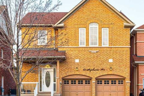 House for sale at 15 Stephanie Ave Brampton Ontario - MLS: W4731296
