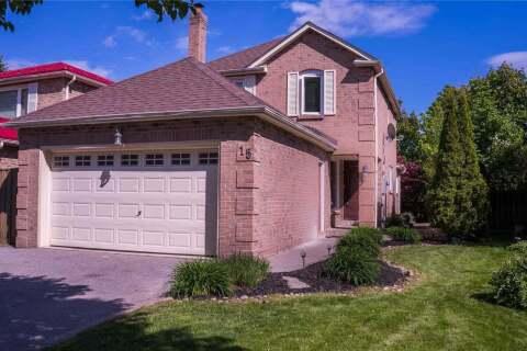 House for sale at 15 Stockbridge Cres Ajax Ontario - MLS: E4783429