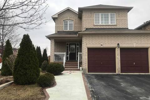 House for sale at 15 Studebaker Tr Brampton Ontario - MLS: W4732516