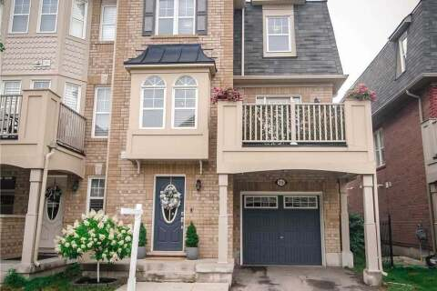 Townhouse for sale at 15 Suitor Ct Milton Ontario - MLS: W4855049