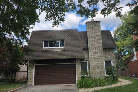 House for rent at 15 Summerfeldt Cres Markham Ontario - MLS: N4556264