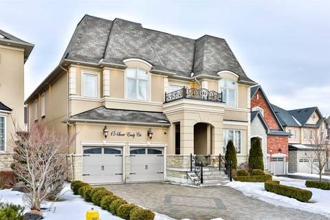 House for sale at 15 Sweet Emily Ct Vaughan Ontario - MLS: N4385663