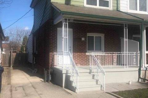 Townhouse for sale at 15 Syndicate Ave Toronto Ontario - MLS: W4420274