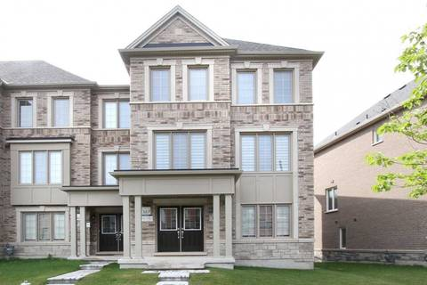 Townhouse for rent at 15 Temple Manor Rd Brampton Ontario - MLS: W4626757