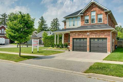 House for sale at 15 Thistledown Cres Whitby Ontario - MLS: E4554284