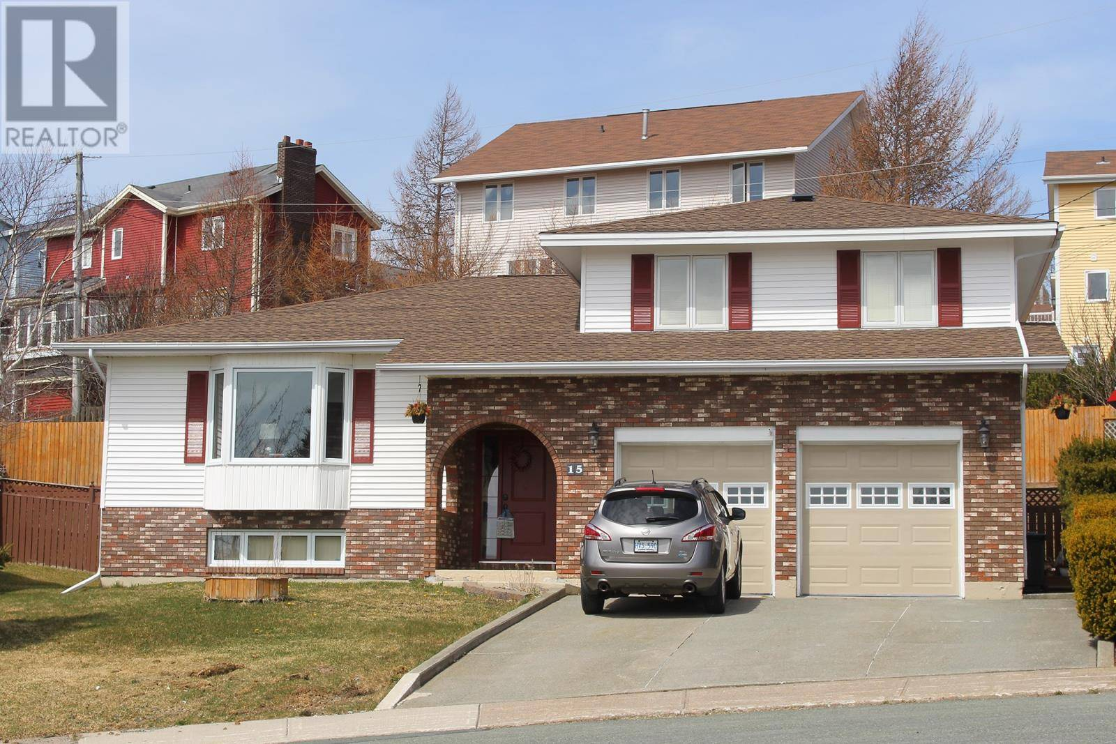 House for sale at 15 Tracey Pl St. John's Newfoundland - MLS: 1212178