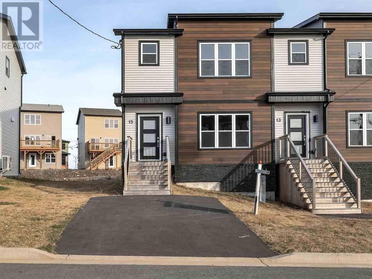 House for sale at 15 Travertine Ct Halifax Nova Scotia - MLS: 201809135