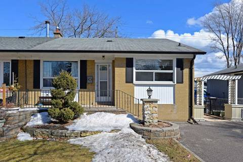 Townhouse for sale at 15 Tulloch Dr Ajax Ontario - MLS: E4387587