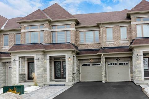 Townhouse for sale at 15 Vedette Wy Vaughan Ontario - MLS: N4651291
