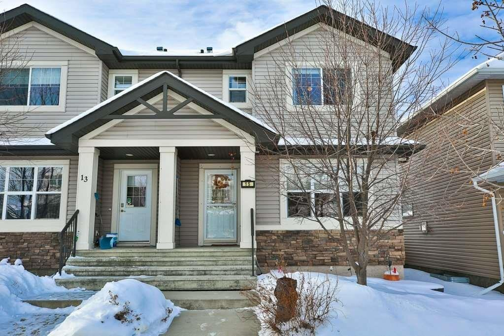 Townhouse for sale at 15 Veronica Hl Spruce Grove Alberta - MLS: E4218133