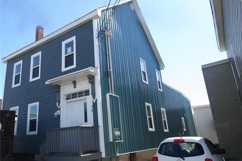 Townhouse for sale at 15 Victoria St.  West Saint John New Brunswick - MLS: NB021886