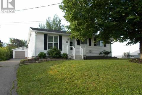 House for sale at 15 Viewville St Antigonish Nova Scotia - MLS: 201904860