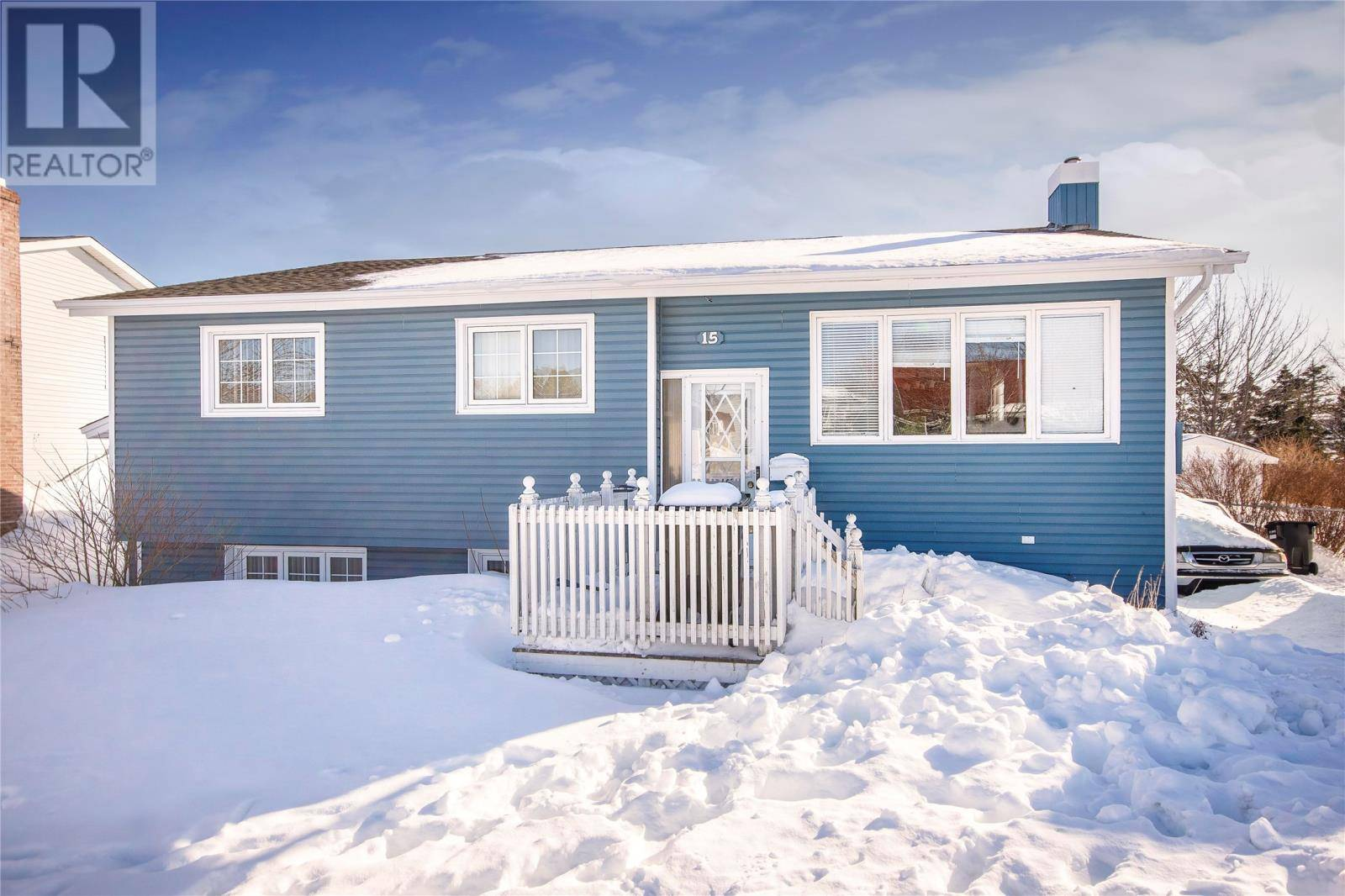 House for sale at 15 Virginia Pl St. John's Newfoundland - MLS: 1209914