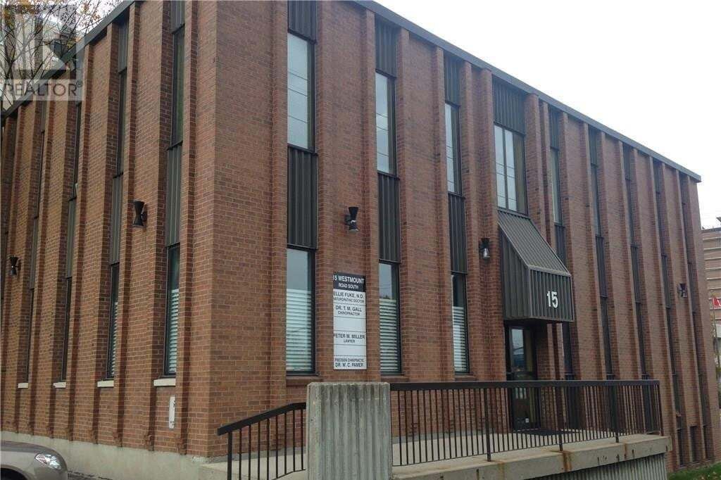 Commercial property for lease at 15 Westmount Rd South Waterloo Ontario - MLS: 30800162