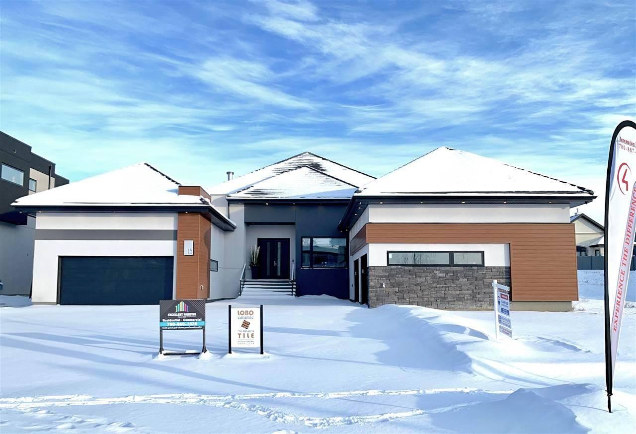 House for sale at 15 Windermere Dr Sw Edmonton Alberta - MLS: E4171699