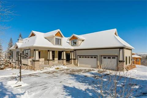 House for sale at 15 Wolfwillow Wy Rural Rocky View County Alberta - MLS: C4291656