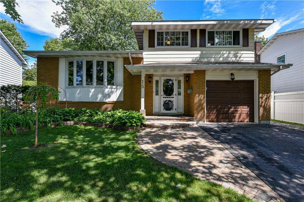 House for sale at 15 Woodhill Cres Ottawa Ontario - MLS: 1166686