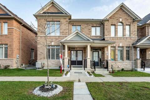 Townhouse for sale at 15 Yellowknife Rd Brampton Ontario - MLS: W4949792