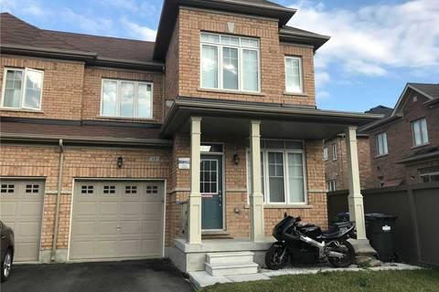 Townhouse for rent at 15 Zenida Rd Brampton Ontario - MLS: W4566768