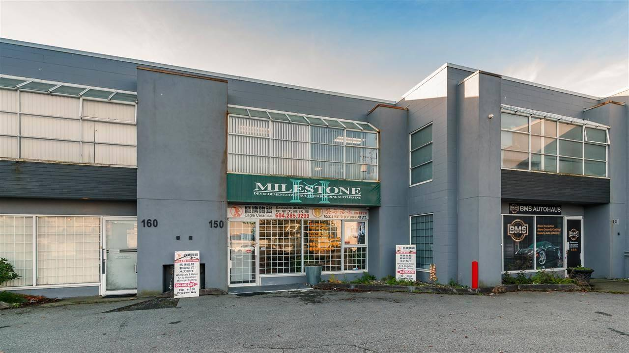 Commercial property for lease at 11760 Voyageur Wy Apartment 150 Richmond British Columbia - MLS: C8028589